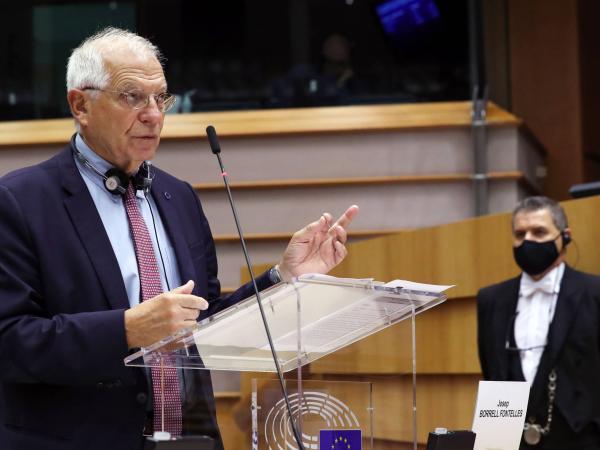 La UE, preocupada por la violencia contra líderes sociales en Colombia