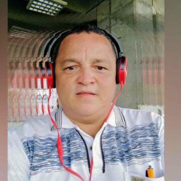 EL COVID-19 COBRA VIDA DE PERIODISTA Y NARRADOR DEPORTIVO EN MONTERIA