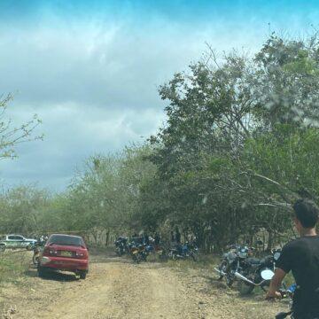 APARECEN ASESINADOS DOS JOVENES MOTOTAXISTAS EN TROCHA DE PIOJO.