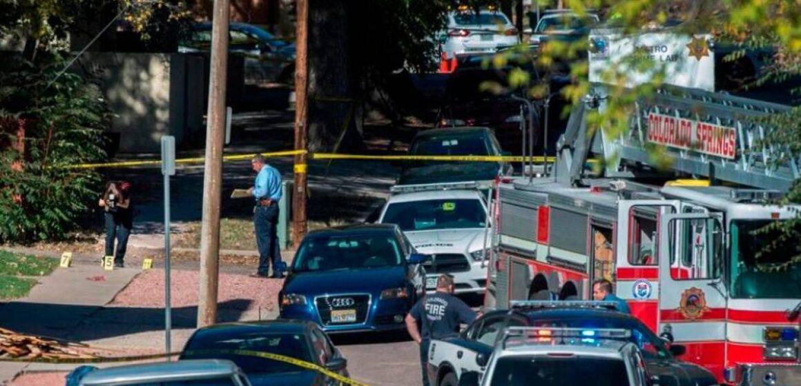 7 MUERTOS DEJA TIROTEO DURANTE FIESTA DE CUMPLEAÑOS EN EE.UU.