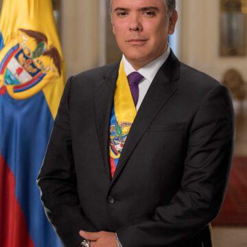 IVAN DUQUE ESCUCHO EL CLAMOR DE COLOMBIA. Y SOLICITÓ  EL RETIRO DE LA REFORMA TRIBUTARIA.