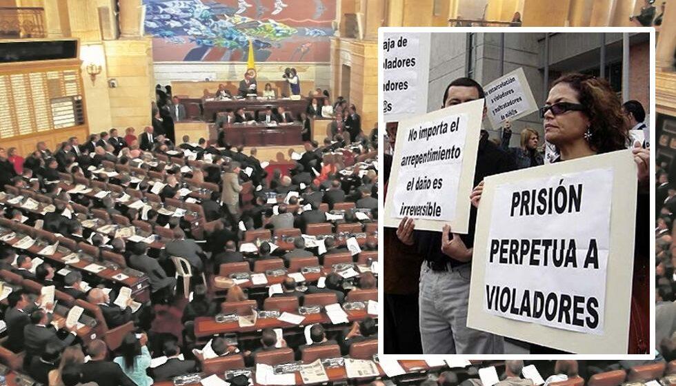 A SANCION PRESIDENCIAL PASA CADENA PERPETUA PARA VIOLADORES Y ASESINOS DE NIÑOS…