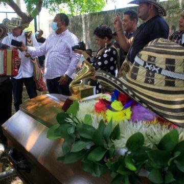 "LA MUERTE DE ""JUAN CHUCHITA"" JUGLAR DE LOS GAITEROS DE SAN JACINTO ENTRISTECE EL FOLKLOR."