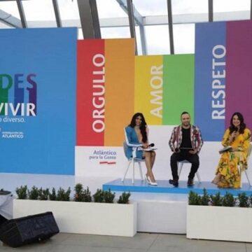 DESDE LA GOBERNACION DEL ATLANTICO SE GARANTIZA ACCESO A LA EDUCACION DE LA POBLACION LGBTI+.