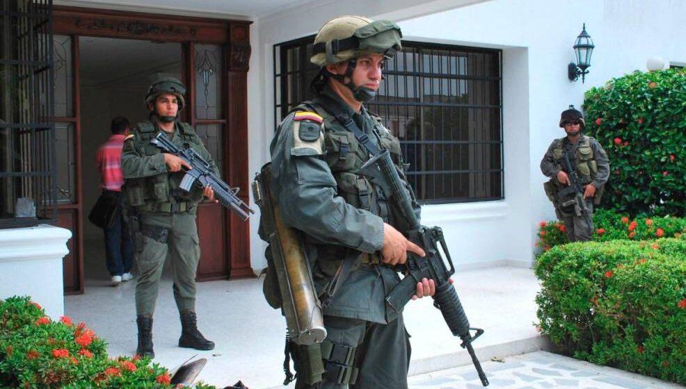 24 MIL MILLONES DE PESOS EN EXTINCION DE DOMINIIO A LAS DISIDENCIAS DE LAS FARC.