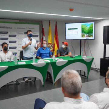 ERNESTO LUCENA MINDEPORTE ENTREGA EL CARGO Y RATIFICA A BARRANQUILLA COMO SEDE DE LOS PANAMERICANOS 2027.