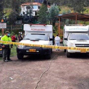 A 12 SE ELEVA EL NUMERO DE FALLECIDOS EN EXPLOSION DE MINA DE CARBON  EN TÓPAGA-BOYACÁ