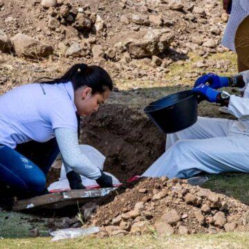 RESTOS DE VICTIMAS DE DESAPARICIONES FORZADAS FUERON ENTREGADOS POR LA FISCALIA EN LOS MONTES DE MARIA.