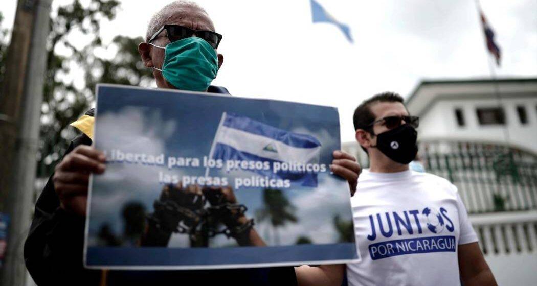 PERIODISTAS EN NICARAGUA OBLIGADOS A HUIR DEL PAIS TRAS FEROZ ATAQUE DE LAS FUERZAS DE GOBIERNO.