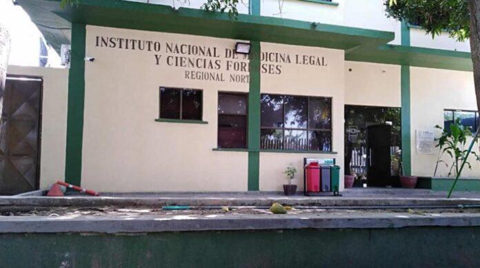 DELINCUENTE ASESINADO  ENCONTRADO EN EL BARRIO EL VALLE TENIA 11 ANOTACIONES JUDICIALES.
