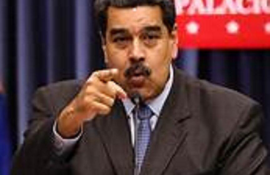 """""""DUQUE NOS ASALTA MONOMEROS PARA ROMPER DIALAGOS CON LA OPOSICION"""". DICE NICOLAS MADURO."""