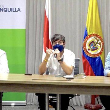 ARRANCA EN FIRME ETAPA DE DISEÑO DE LA ZONA PORTUARIA DEL FUTURO PARA  BARRANQUILLA.