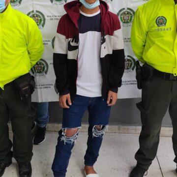 UNO DE LOS MAS BUSCADOS SE ENTREGÓ SEGUN REPORTE DE LA POLICIA METROPOLITANA DE BARRANQUILLA.